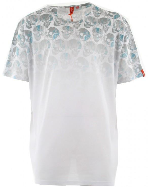T-shirt Agate, têtes de morts