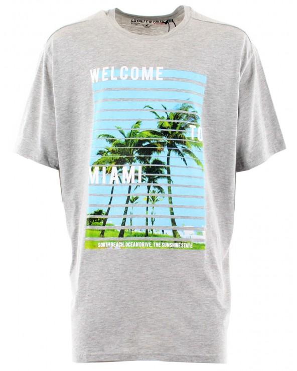 T-shirt imprimé Destin