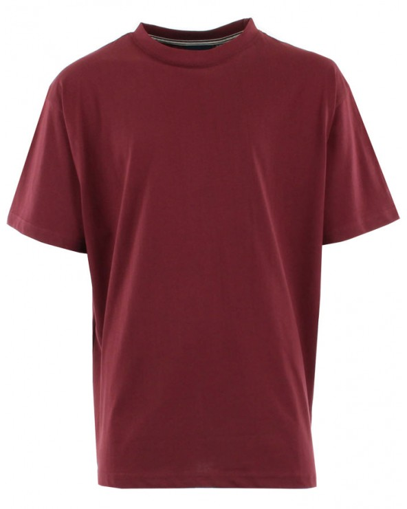 T-shirt col rond hyper taille