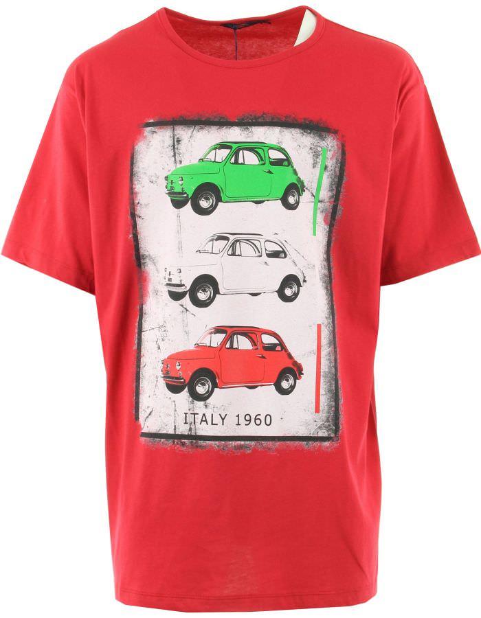 T-shirt Voitures