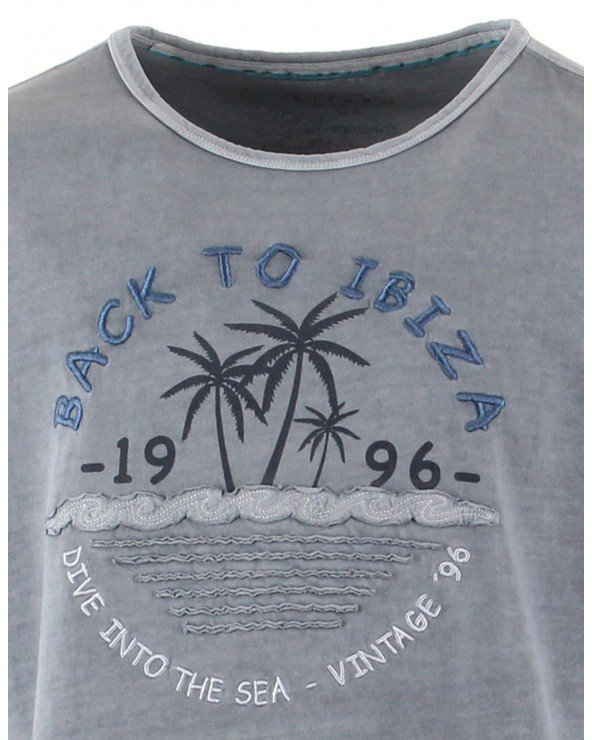 T-shirt Back to Ibiza