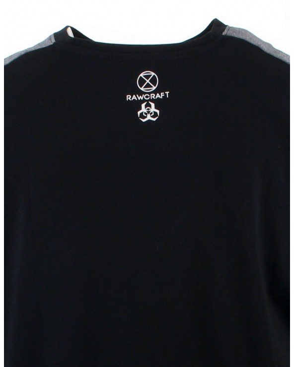 T Shirt uni TRAFFIC avec poche
