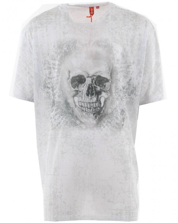 T-shirt tête de mort Onyx