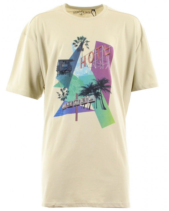 T-shirt imprimé Malibu