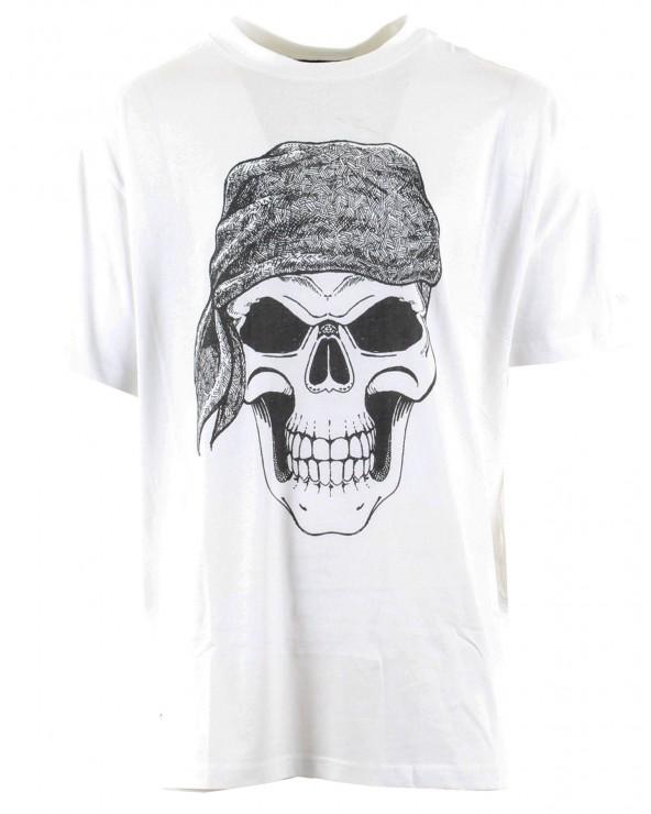 T shirt tête de mort pirates série limitée