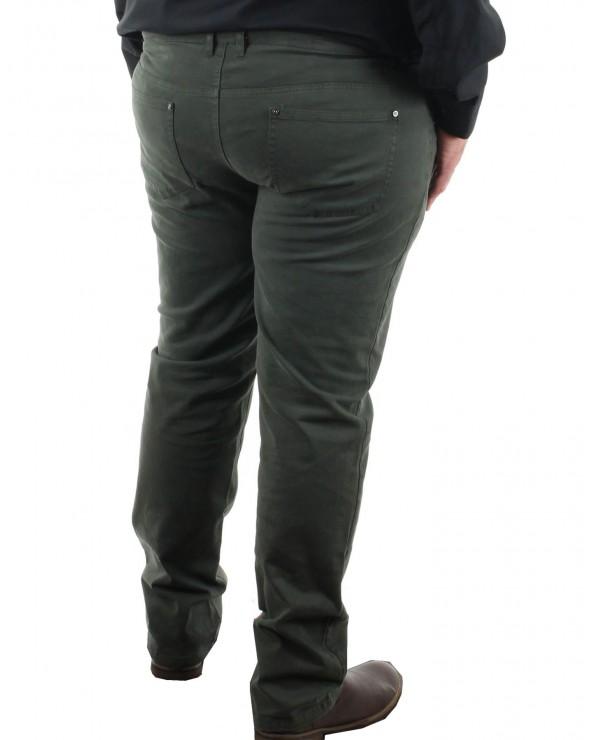 Pantalon gabardine toile