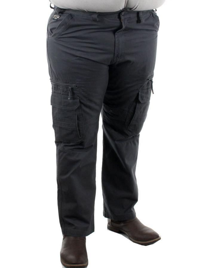 Pantalon cargo uni