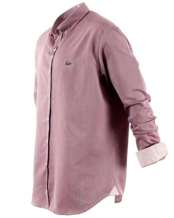 Chemise unie sportswear