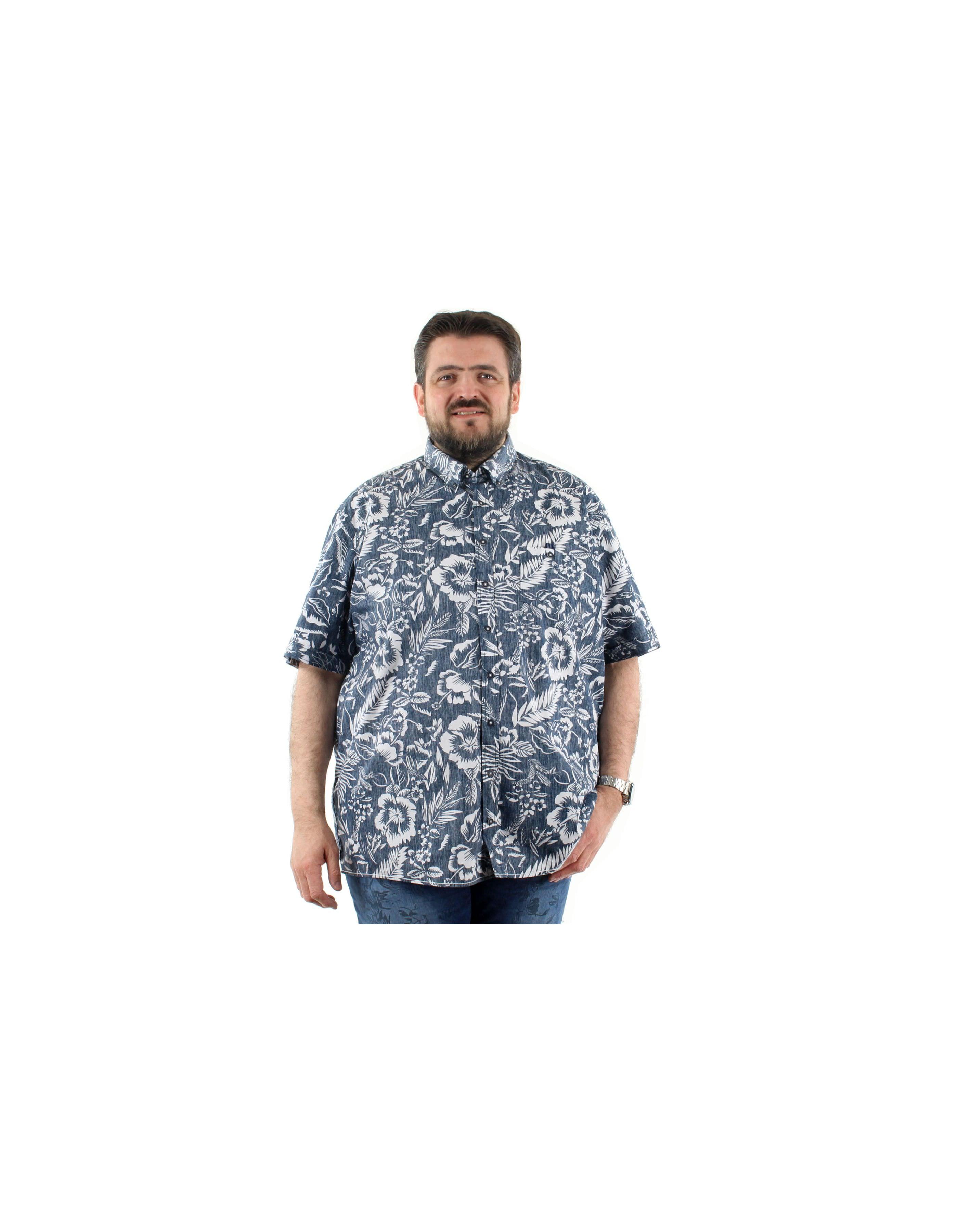 Chemisette Hawaii