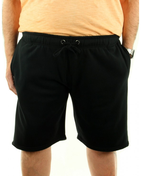 Short de jogging noir