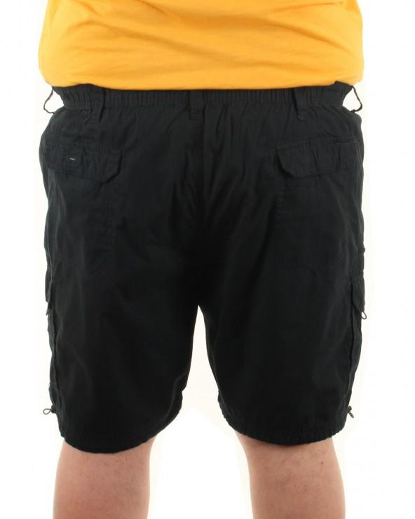 Short cargo coton