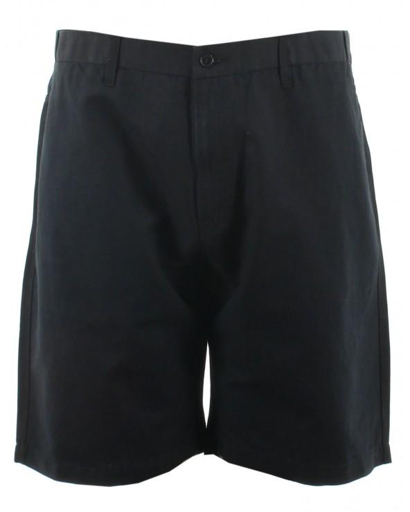 Short en lin et coton