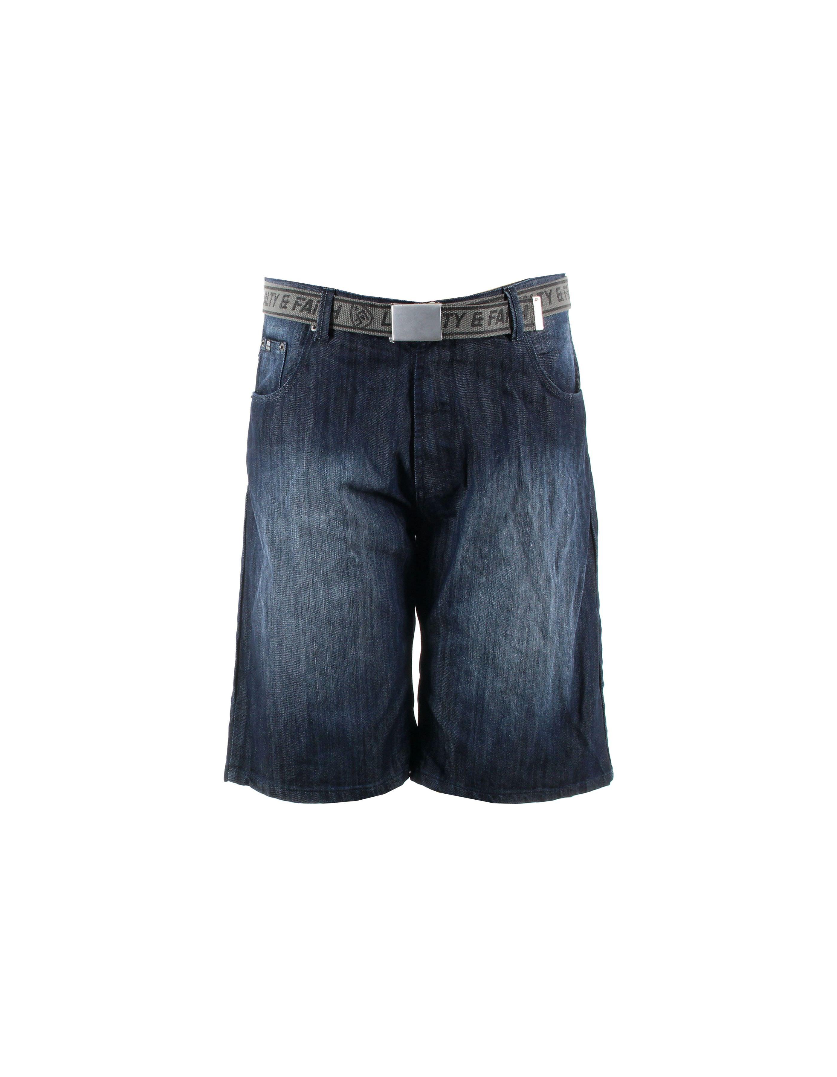 Short en jean BROCKERS