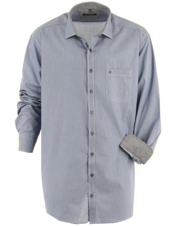 Chemise bleu Oxford