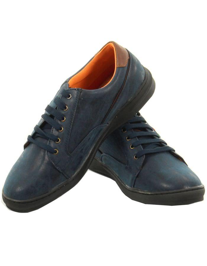 Sneakers à lacets