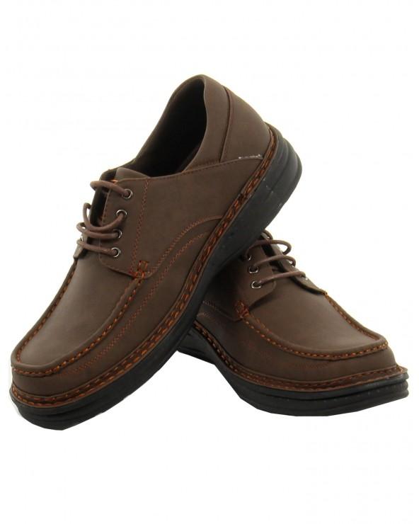 Chaussure Drake à lacets