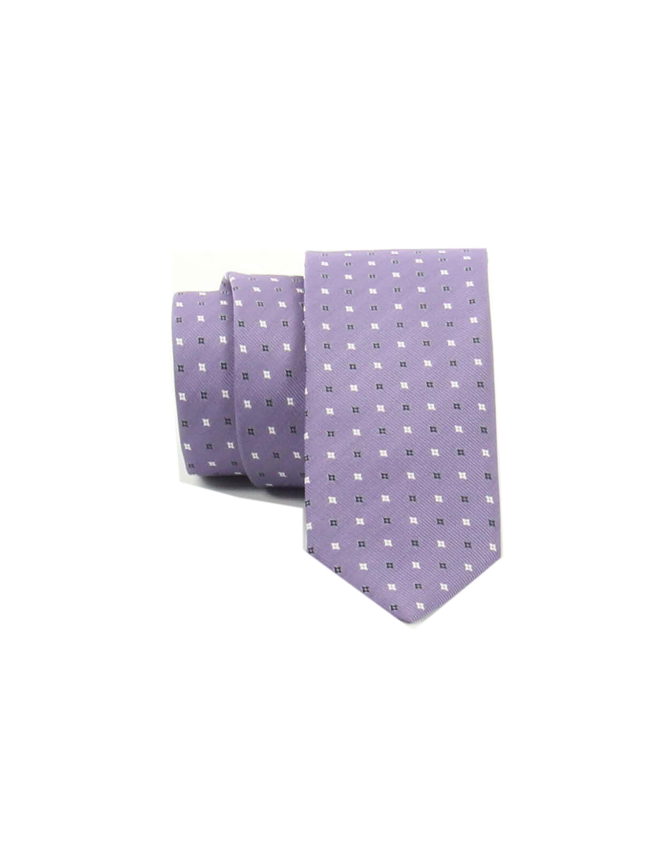 Cravate petits losanges