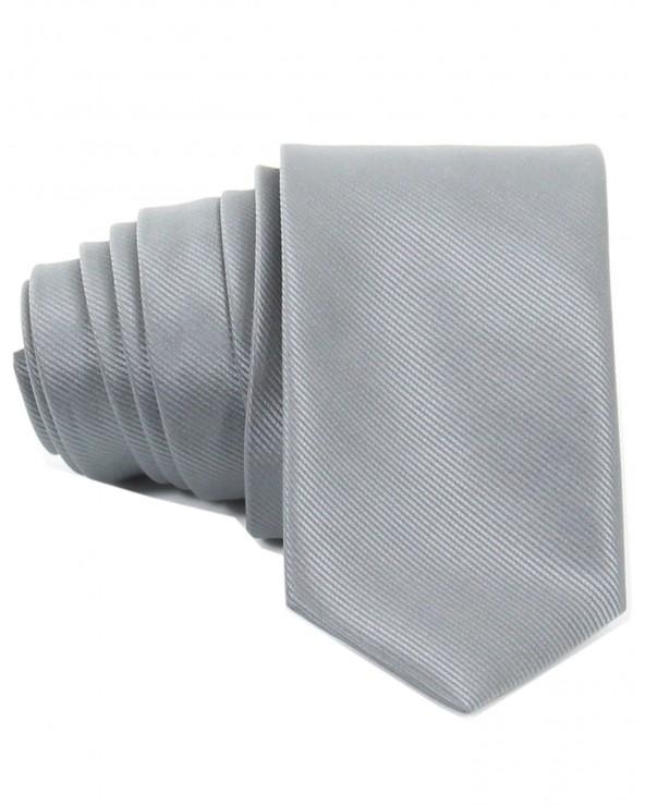 Cravate unie grande longueur