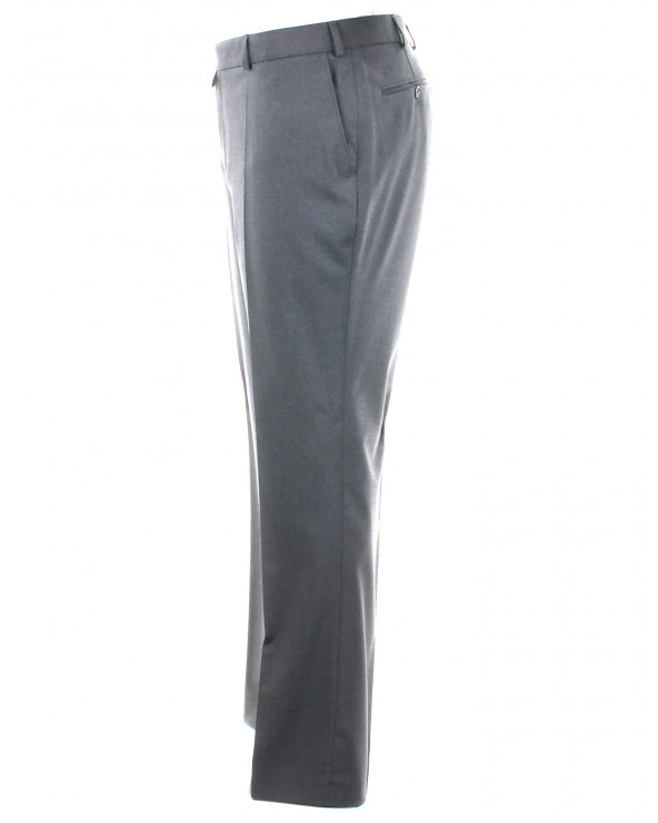 Pantalon de costume gris chiné