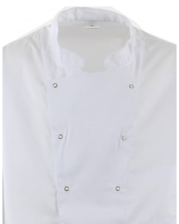 Veste de cuisine manches longues