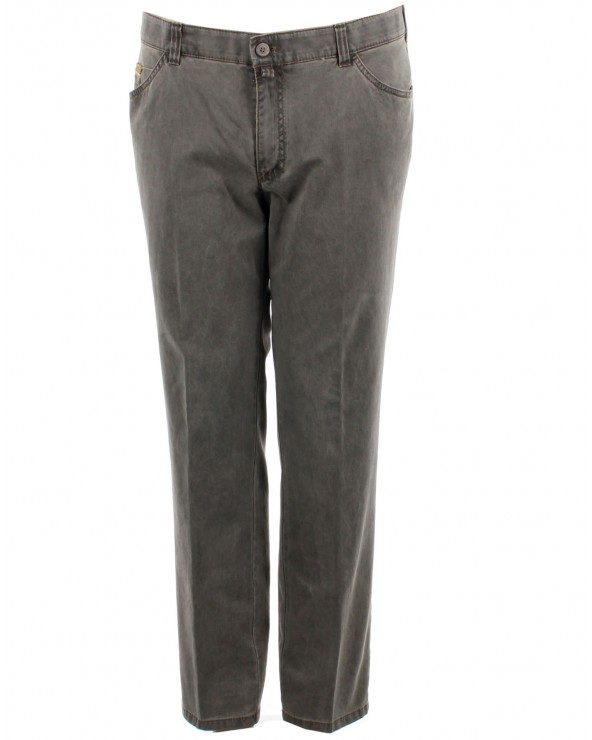 Pantalon toile Lent 5 poches