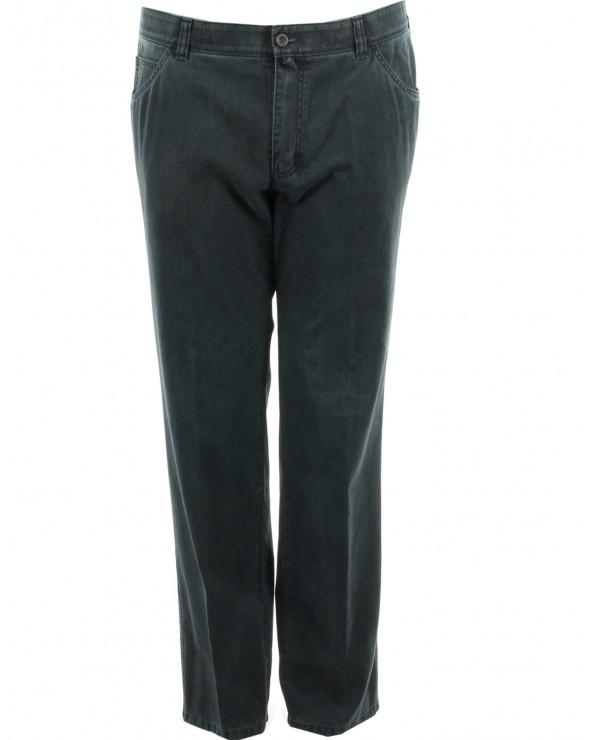 Pantalon toile 5 poches Leon
