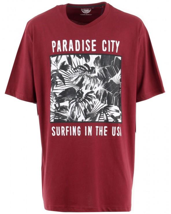 """T Shirt imprimé """"Paradise"""""""