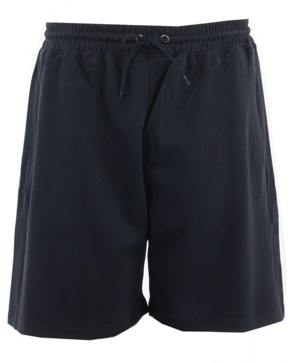 Short jogging piqué
