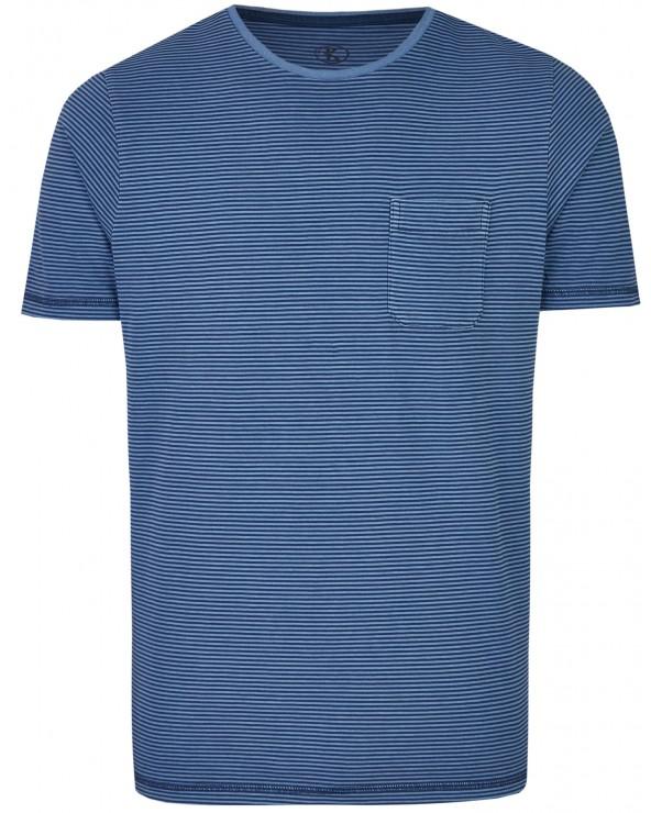 T shirt avec poche vintage