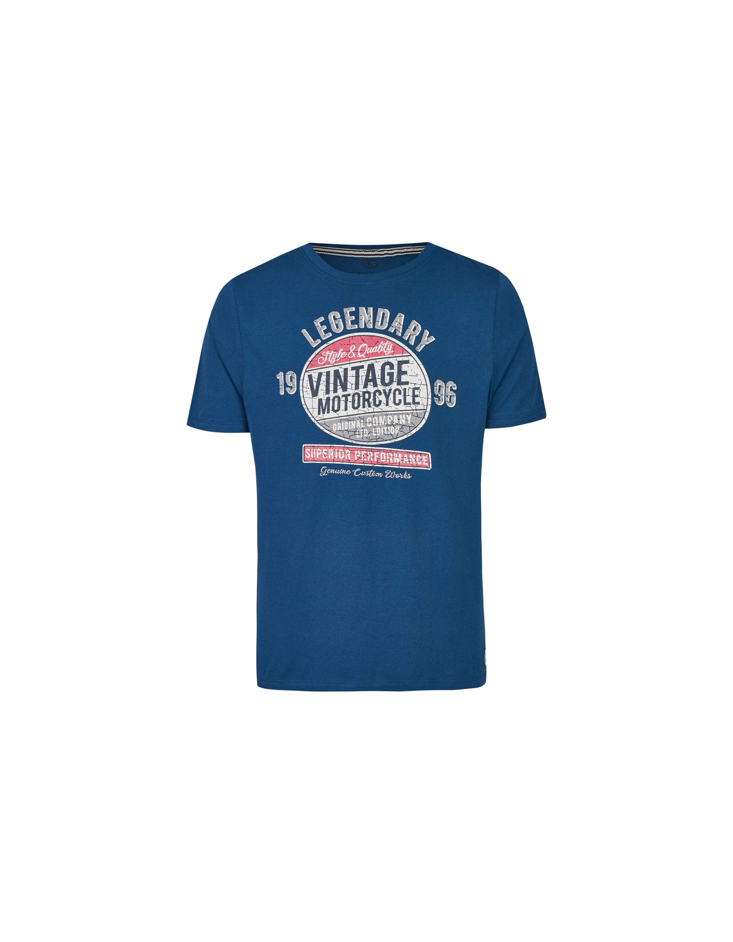 T shirt col rond Motorcycle