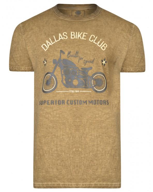 "T Shirt ""Dallas bike"""