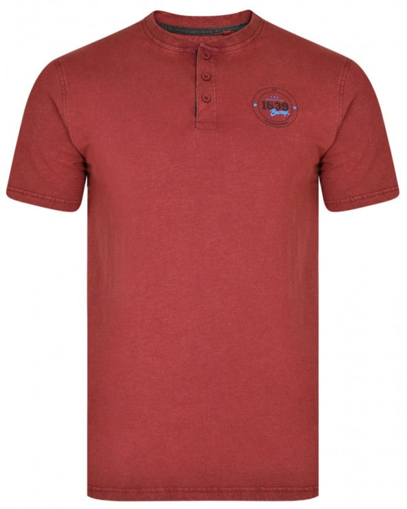 "T Shirt col tunisien ""1639"""
