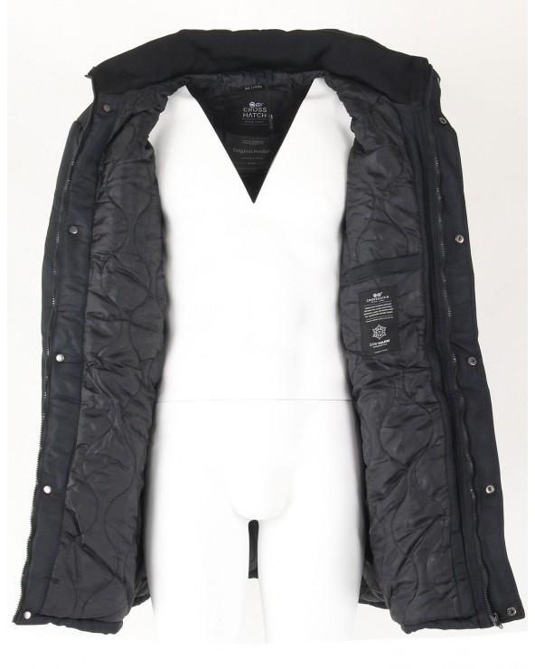 Veste multipoches avec capuche