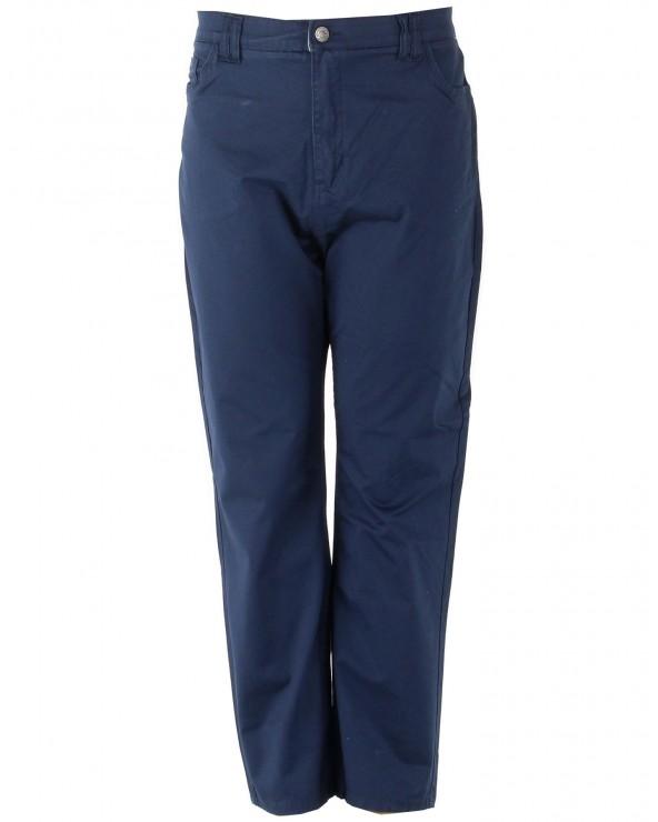 Pantalon chino taille ajustable