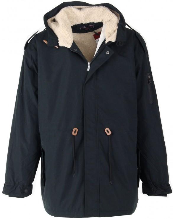 Manteau avec capuche