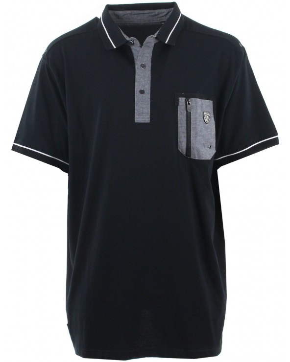 Polo uni HOPPER