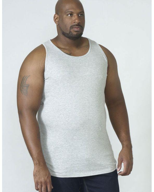 T shirt sans manches uni