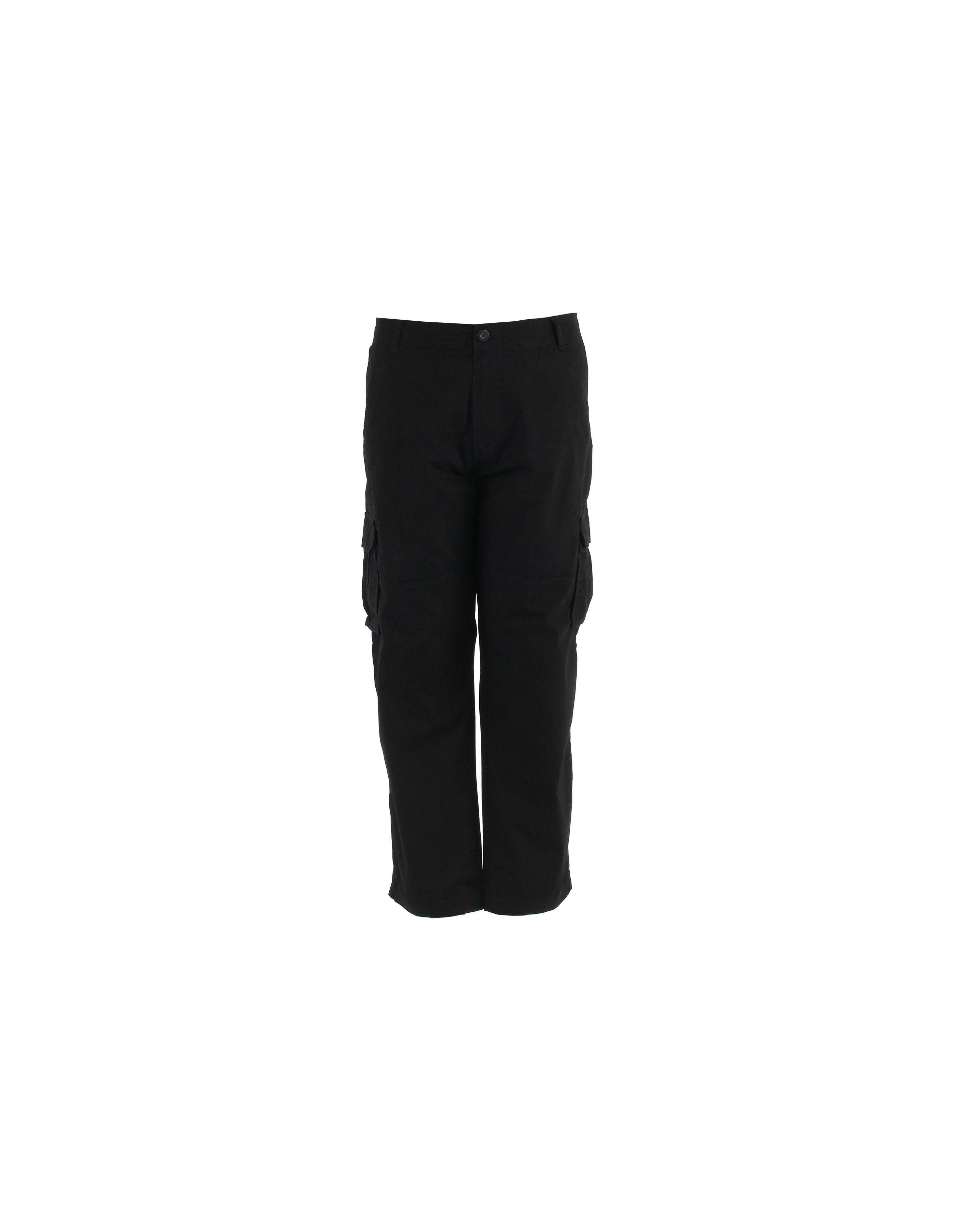 Pantalon cargo coton