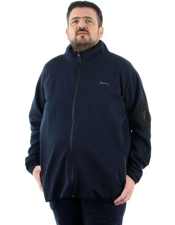 Sweatshirt zippé