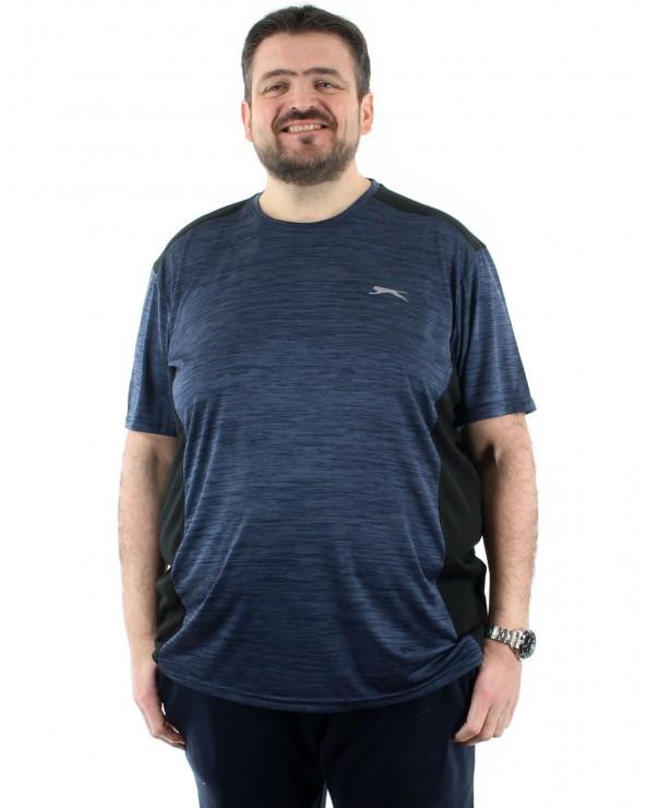 T Shirt DREW avec panneaux contrastés