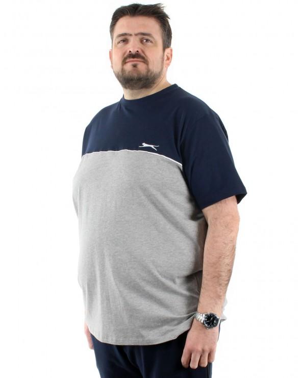 T Shirt bi colore TARIQUE