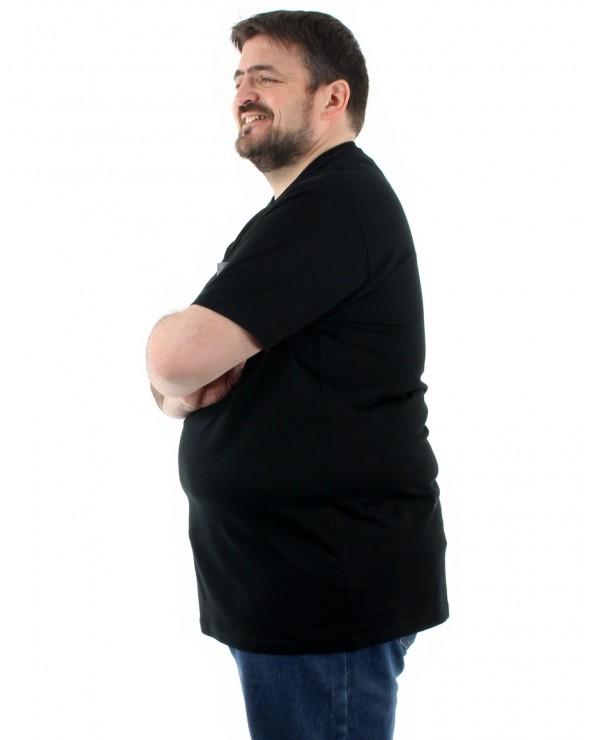 T Shirt uni GOTHAM avec poche
