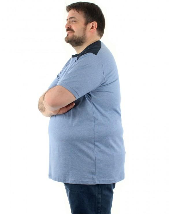 T Shirt uni GUARDIAN avec poche
