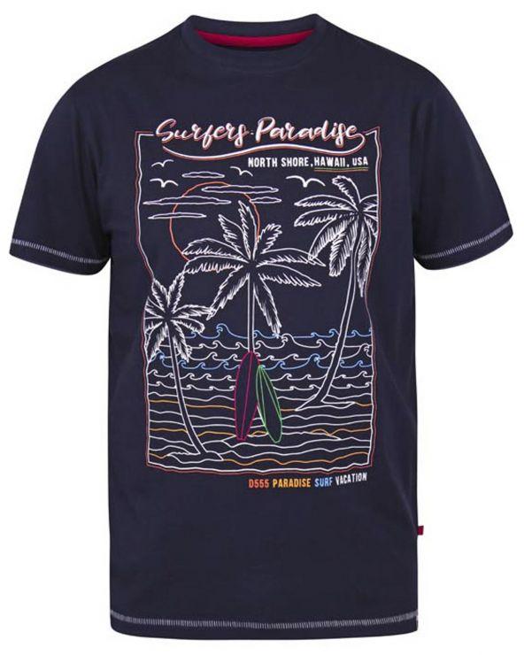 """T Shirt """"Surfer's Paradise"""""""