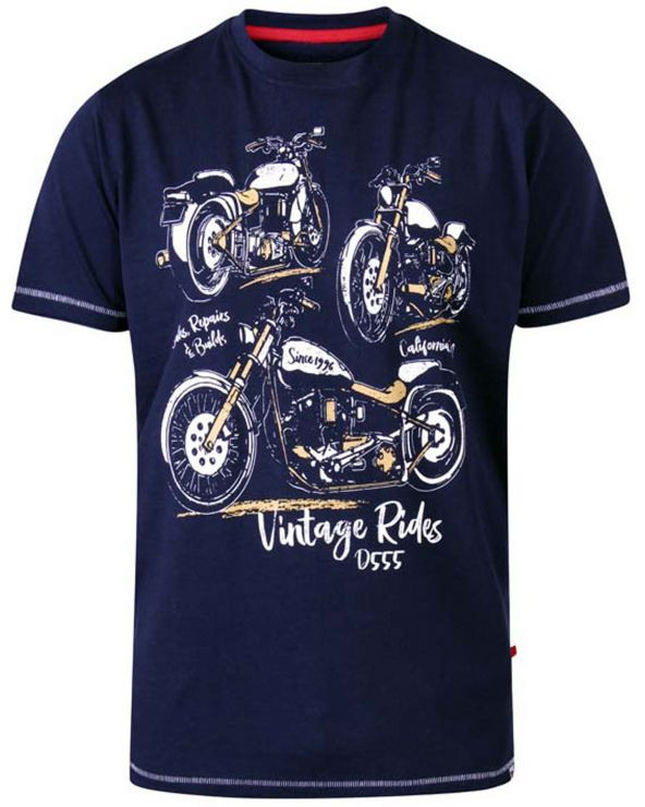 "T Shirt ""Vintage Riders"""