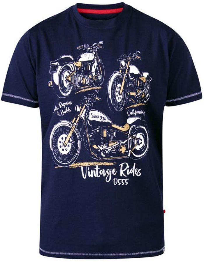 "T Shirt ""Vintage Riders"""
