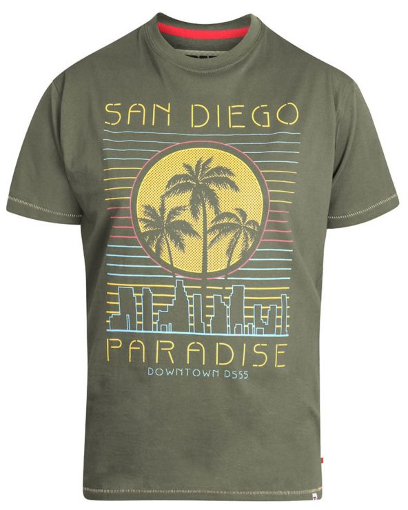 "T Shirt ""San Diego"""