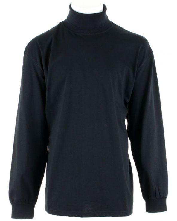 T-shirt M/L col roulé