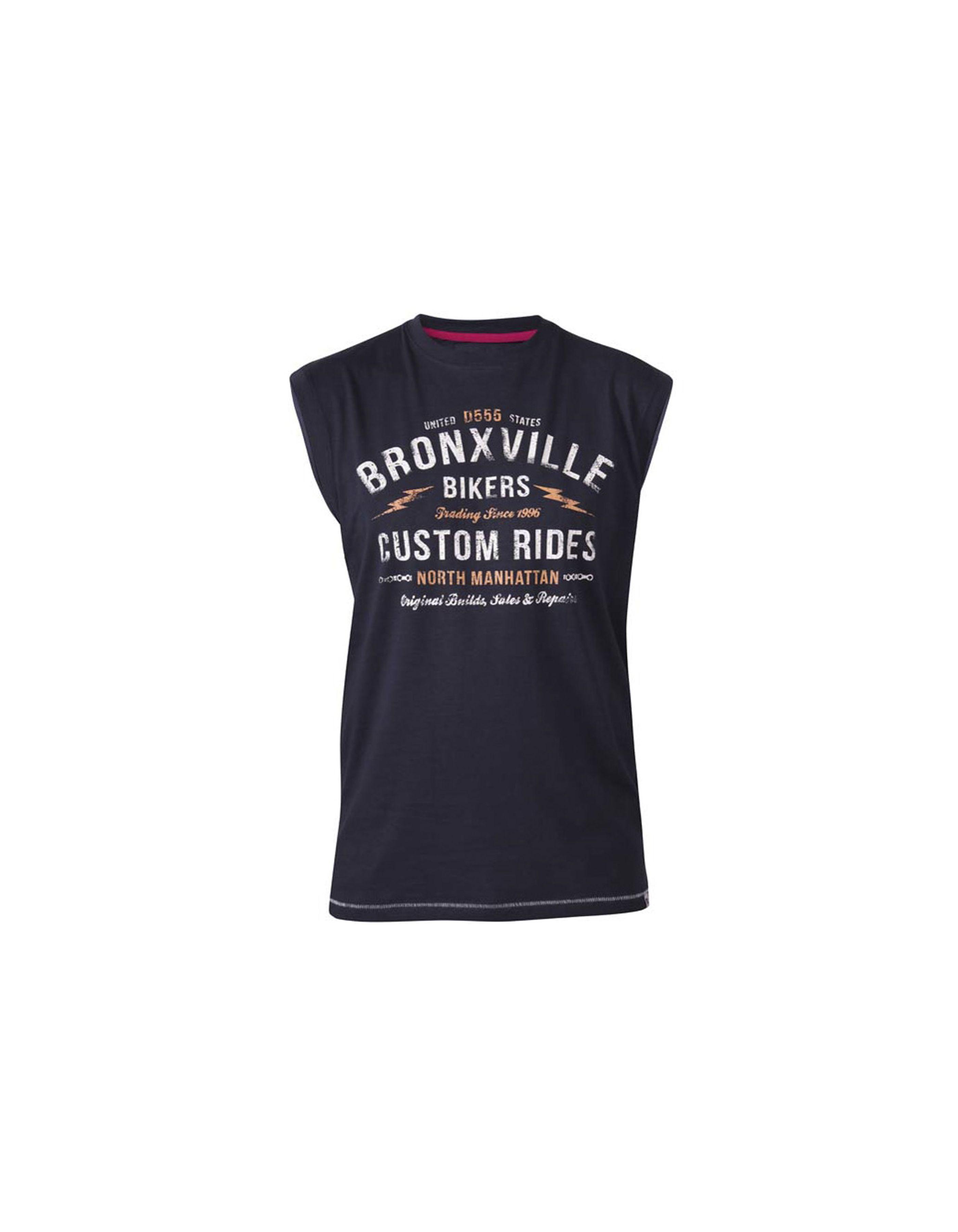 T shirt sans manches Bronxville