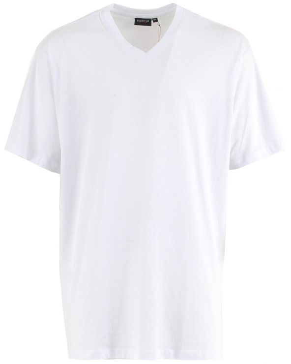 T shirt col V uni